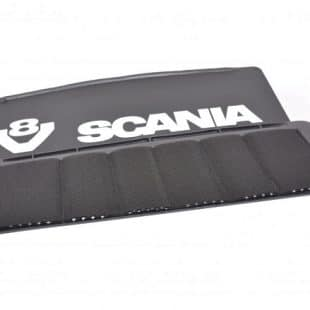 Scania right rear nudflap v8