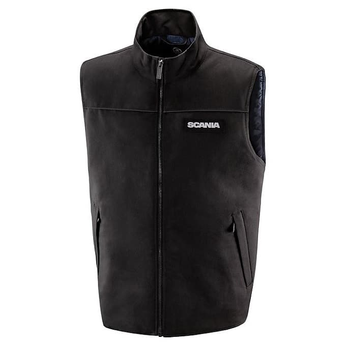 SCANIA SLEEVELESS JACKET