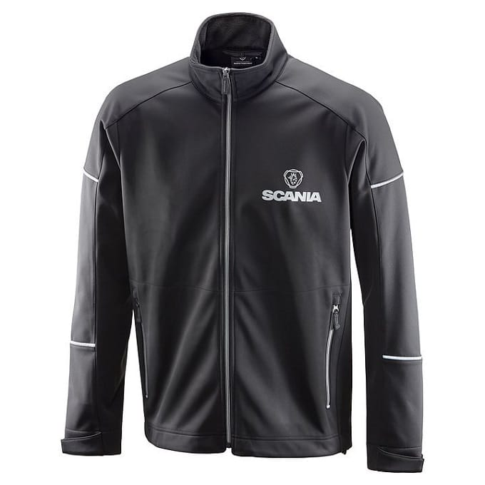 SCANIA SOFTSHELL JACKET