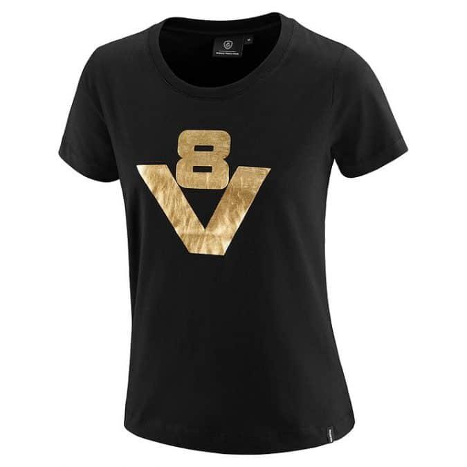 WOMENS SCANIA V8 50YR T-SHIRT