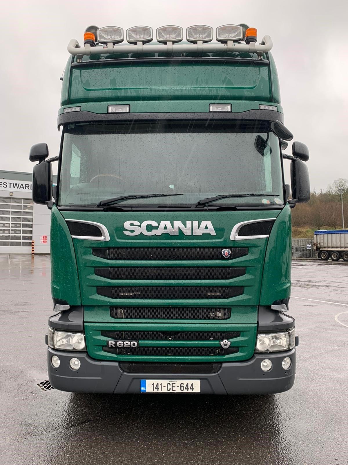 Scania R620 6 X 4