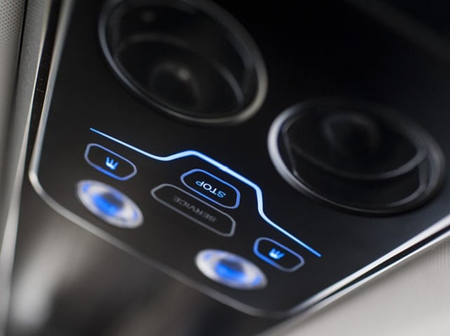 irizar i8 air controls