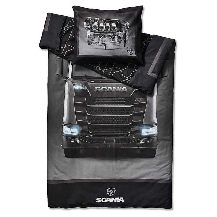 SCANIA V8 BED SET