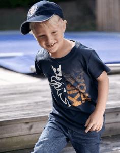 Kids King of the Road tshirt