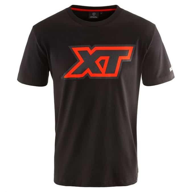 SCANIA MENS XT tshirt Black