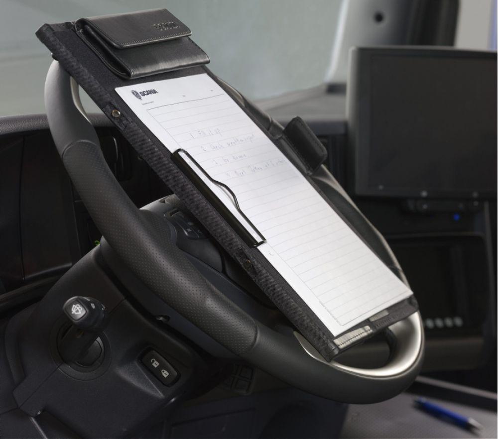 SCANIA DRIVER FOLDER