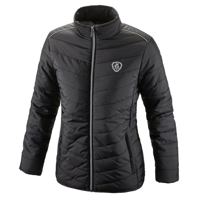 womens scania insulation jacket