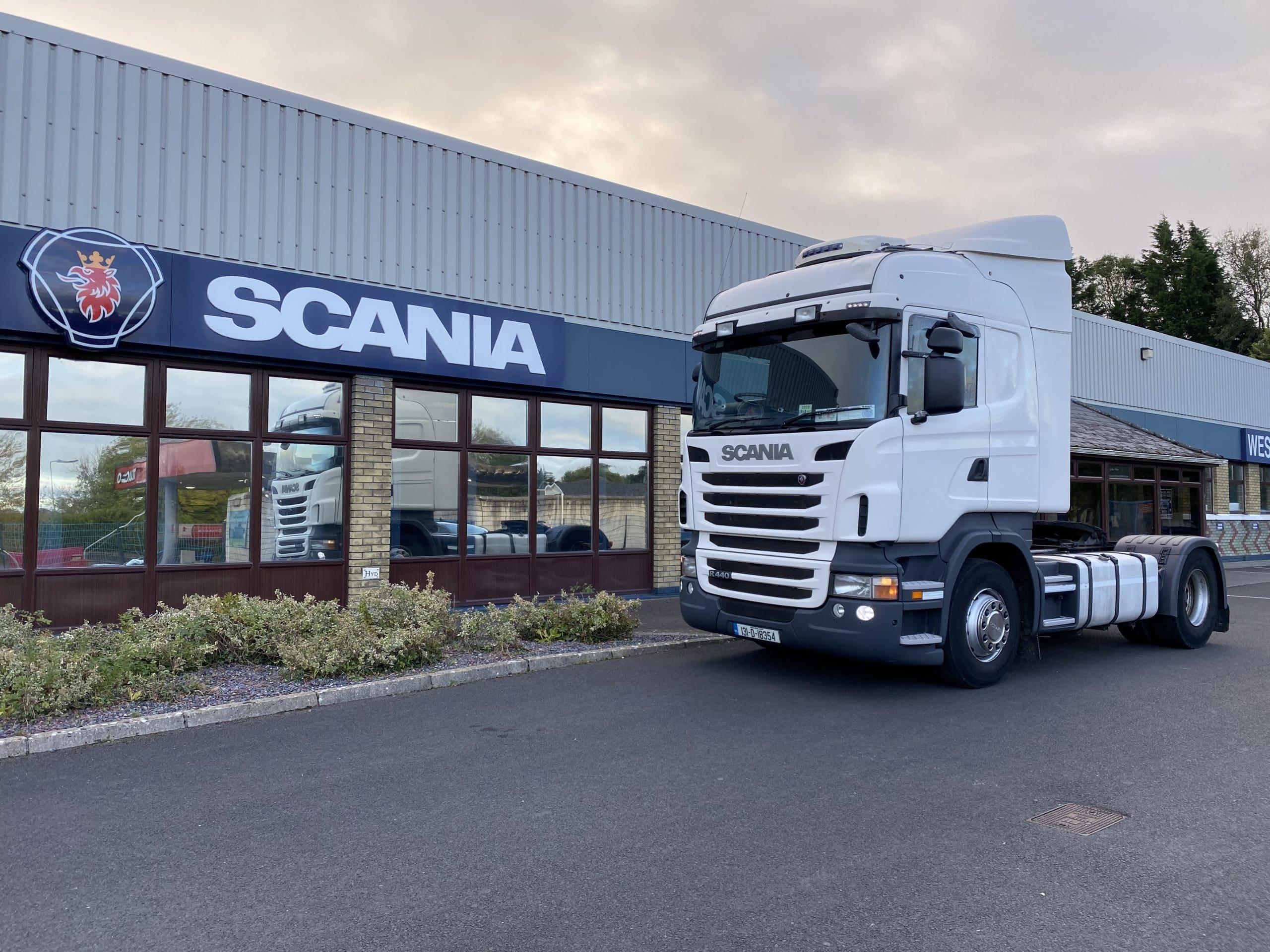 Scania R 440 A4X2