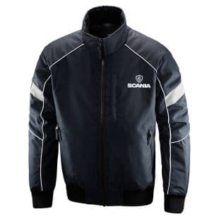 Scania Navy Truck Jacket. Classic Jacket for truckers