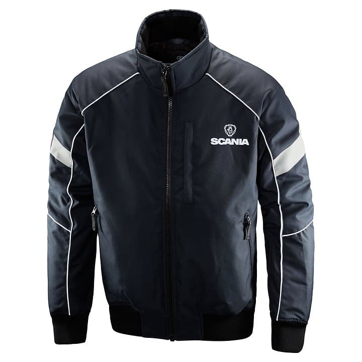 SCANIA NAVY TRUCK JACKET