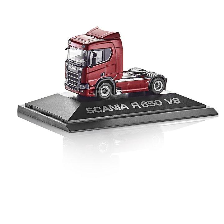 SCANIA R 650 V8 MODEL TRUCK