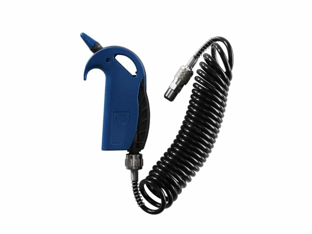 SCANIA BLUE COMPRESSED AIR GUN