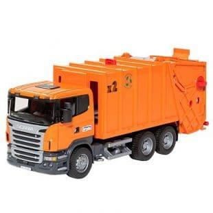 2032295 Scania R 560 V8 6x4 refuse truck