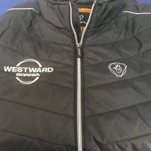 Westward Scania Jacket Front