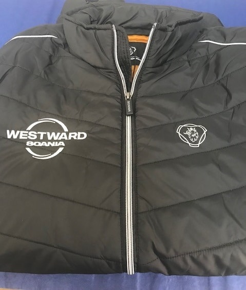 WESTWARD SCANIA WOMENS JACKET