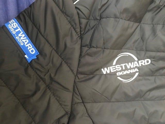 Westward Scania Jacket Side