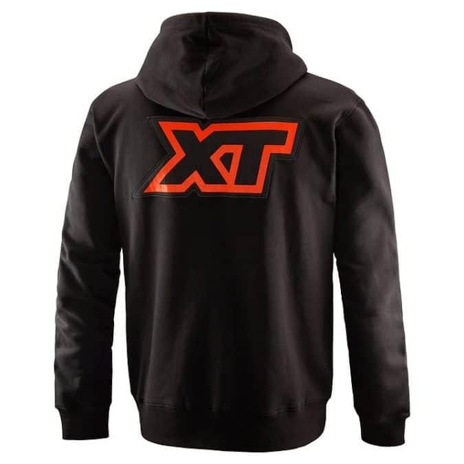 XT Zip Hoodie back