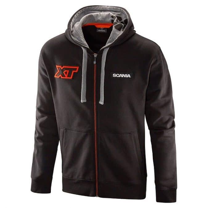 XT Zip Hoodie front
