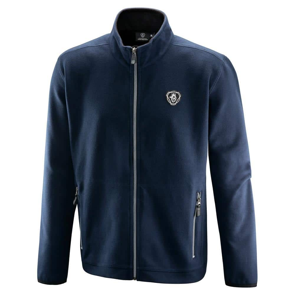 SCANIA BLUE FLEECE JACKET
