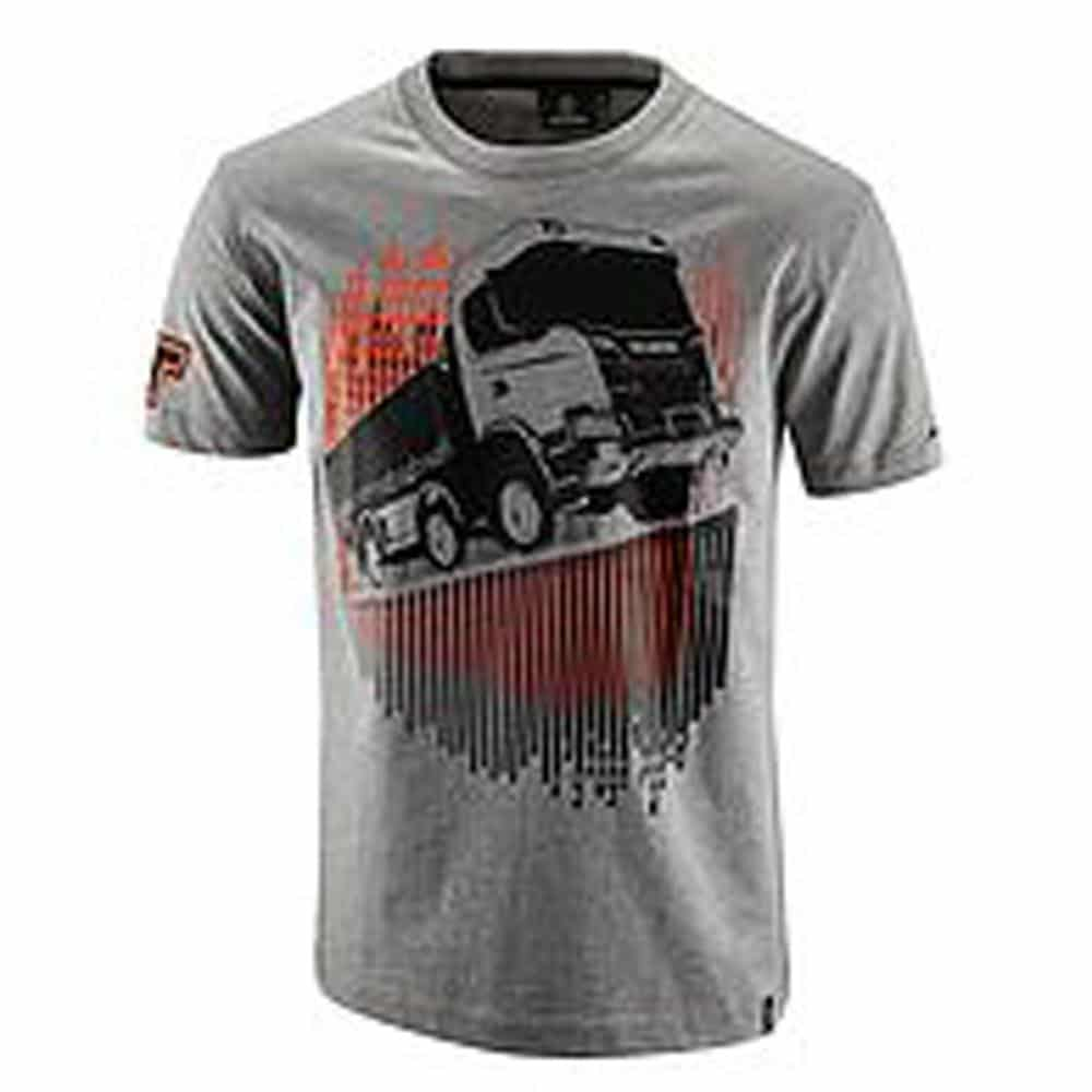 SCANIA XT GREY T-SHIRT