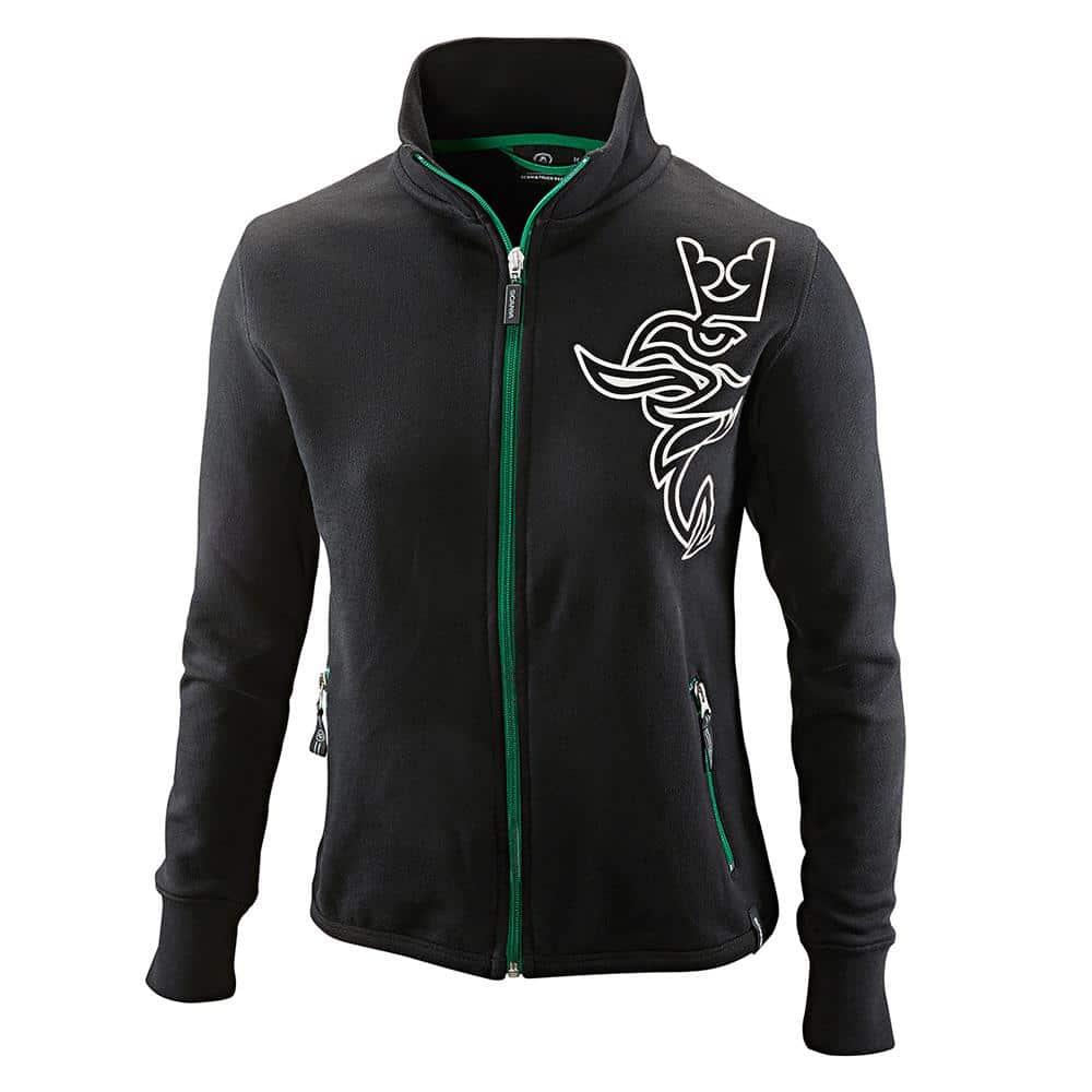 WOMENS GRIFFIN ZIP SWEATSHIRT