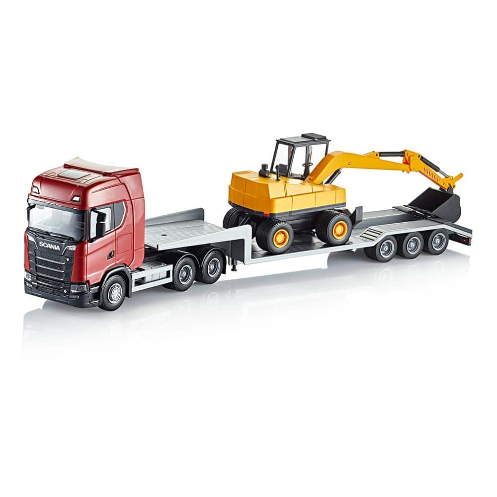 SCANIA S 650 6X4 TOY TRUCK